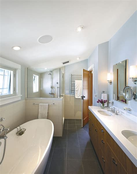 Dormer Bathroom by A Dormer Makes The Difference