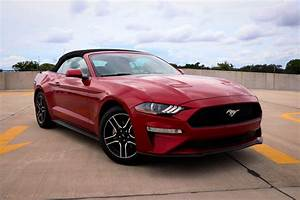 2019 Ford Mustang Convertible: Review, Trims, Specs, Price, New Interior Features, Exterior ...