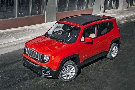 jeep renegade  bilder autobildde