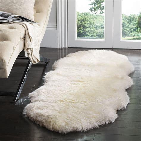 Safavieh Faux Sheepskin Rug by 3 X 5 Sheepskin Rug Home Ideas