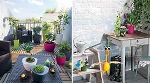 Table Pour Petit Balcon : 10 id es pour am nager un petit balcon ~ Melissatoandfro.com Idées de Décoration