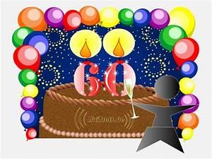 Geburtstagsbilder Zum 60 : gl ckwunsch zum geburtstag 60 geburtstag w nsche liebe ~ Buech-reservation.com Haus und Dekorationen