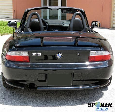 19992002 Bmw Z3 Tuner Style Rear Trunk Wing Spoiler Ebay