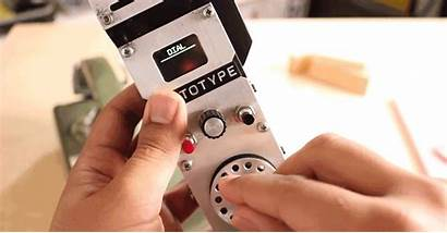 Rotary Phone Cell Dial Prototype Cool Practical