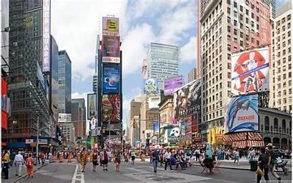 York Street Usa Wallpapersafari Times Square
