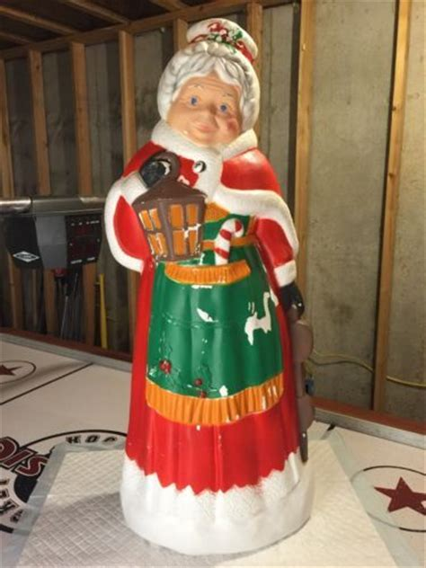 images  christmas blow mold  pinterest