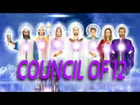 Council Of Light by Deeply Awake Entangled The Council Of The Twelve Turn