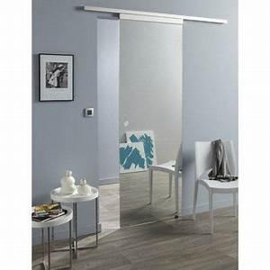 Porte Coulissante Miroir : porte coulissante miroir recherche google inside ~ Carolinahurricanesstore.com Idées de Décoration