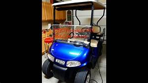 2011 Ezgo Freedom Rxv 2 2 Golf Cart Review