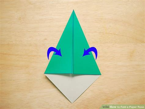 How To Fold A Paper Rose (with Pictures)