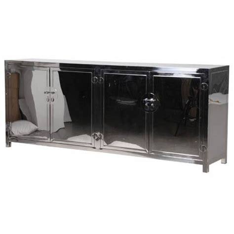 Silver Sideboard by Silver Canton Sideboard