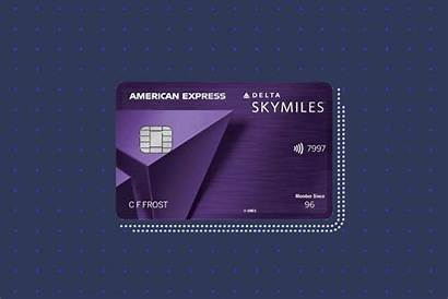 Delta Skymiles Reserve Express American