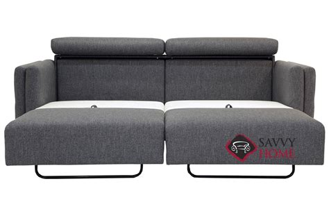 Cing Sofa Bed by By Luonto Fabric Sleeper Sofas King By Luonto Is