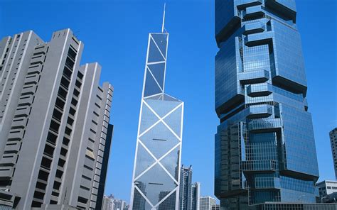 bank  china tower hong kong landscape wallpaper preview wallpapercom