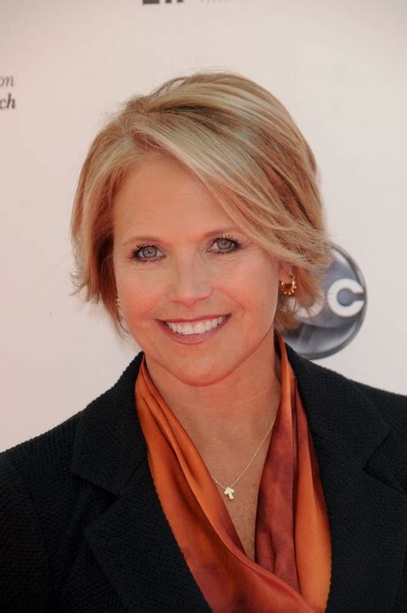 katie couric haircut