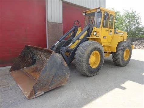 volvo l70 wheel loader sold