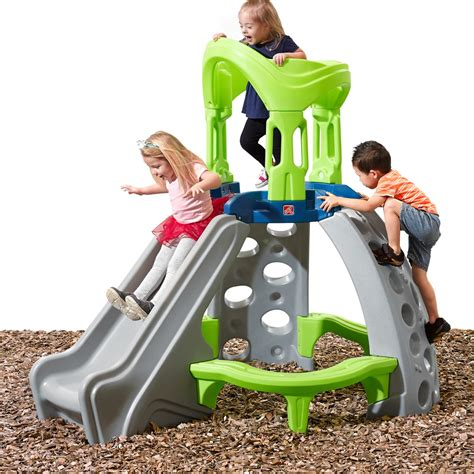 Castle Top Mountain Climber  Kids Climber  Step2