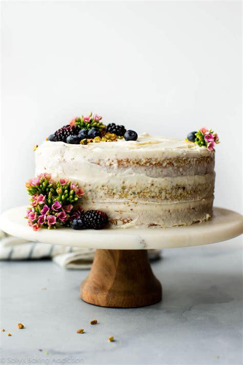 pistachio cake sallys baking addiction