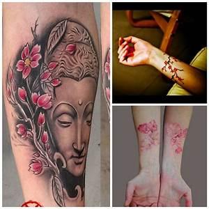Tatouage Arbre Japonais : tatouages fleurs de lotus et cerisier recherche google ~ Melissatoandfro.com Idées de Décoration