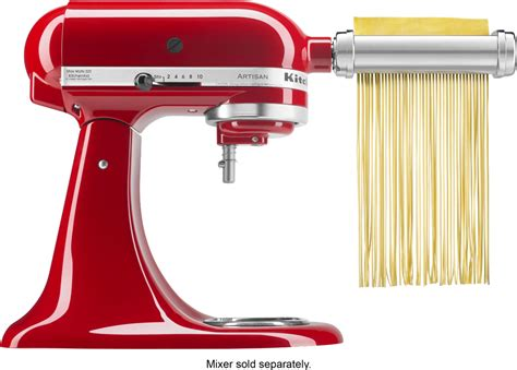 kitchenaid pasta cutter  fresh prep attachment bundle
