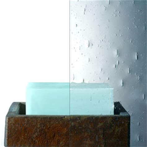 Shower Inclosures by Seeded Glass Waterfall Bath Enclosures