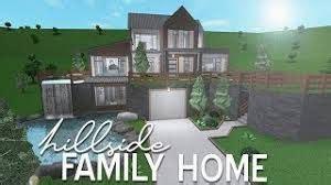 bloxburg hillside house google search hillside house