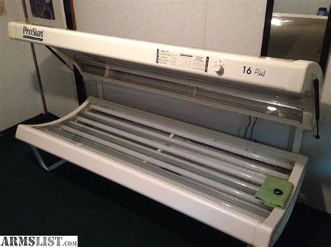 prosun tanning bed armslist for sale trade prosun tanning bed trade for