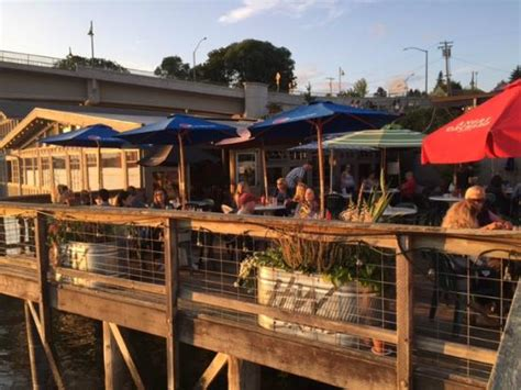 Boat Shed Pictures by Deck Picture Of Boat Shed Restaurant Bremerton