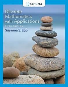 Discrete Mathematics With Applications 5th Edition