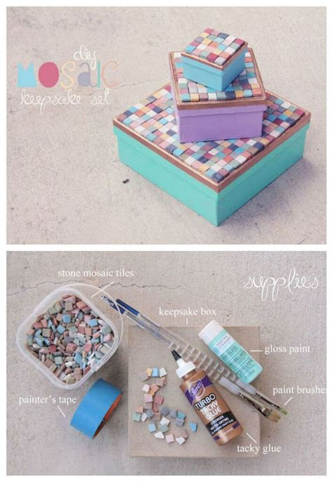 35 best diy mosaic craft ideas and projects for 2019