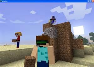 Minecraft School Students