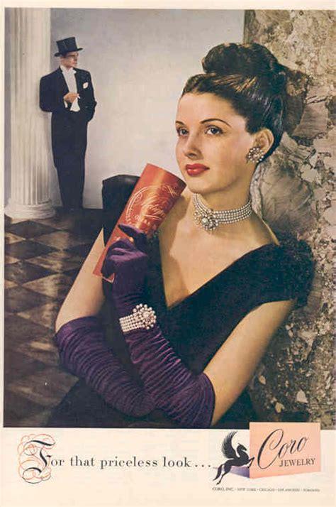 images  vintage coro ads  pinterest vintage