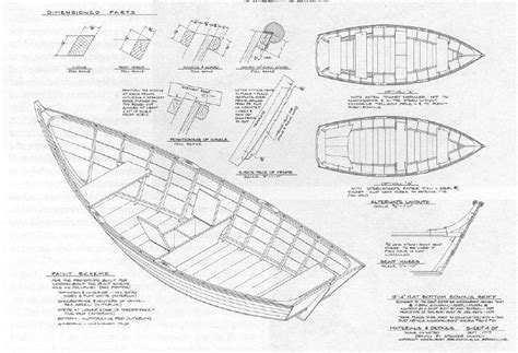 Wooden Boat Plans For Beginners by Plans For Wooden Boat Building Pdf Plans For Boat Building