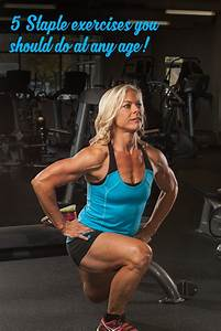 5 Staple Exercises You Should Do At Any Age