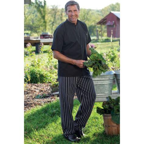 Uncommon Threads Traditional Pants Chalk Stripe Unisex