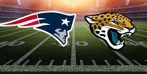 New England Patriots Vs Jacksonville Jaguars