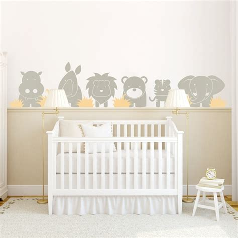 decoration chambre petit garcon déco mur chambre bébé 50 idées charmantes
