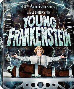 Young Frankenstein DVD Release Date