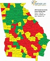 Rural counties ailing as suburban ones thrive | Georgia ...
