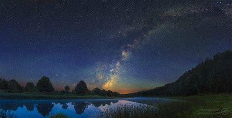 Night Sky Night Sky Galaxy Milky Way Space Wallpapers