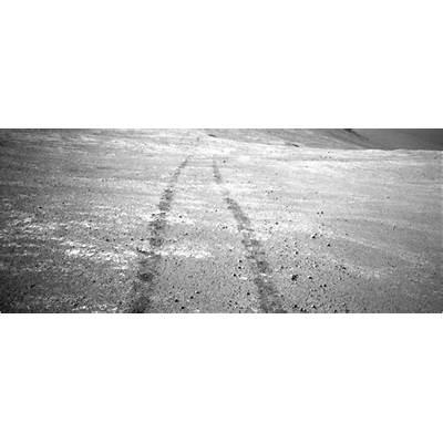 Mars Dust Devil Photobombs NASA Rover's Photo of Its