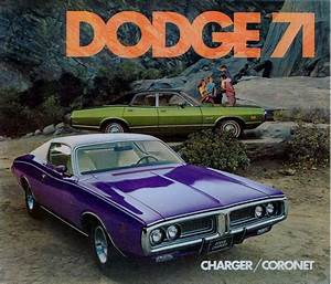 1971 Dodge Charger Amp Coronet