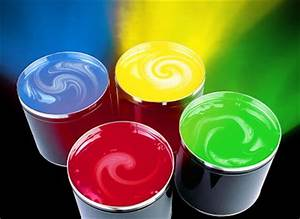 The Print Guide Fluorescent inks