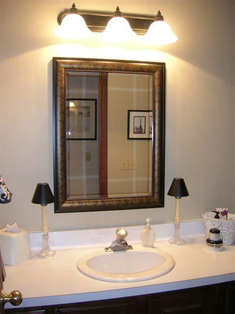 Modern Bathroom Mirrors With Lights by Bathroom Mirror Lights Modern Interior Design With