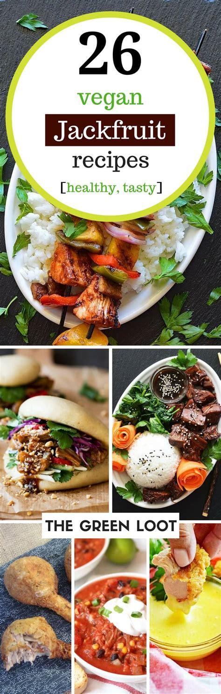 26 Vegan Jackfruit Recipes For Dinner (tasty & Healthy