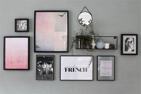 Wand Mit Bilder Gestalten by How To Hang Your Pictures Create Your Own Gallery Wall
