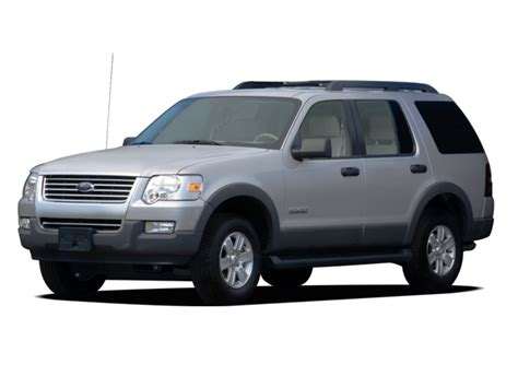 2007 Ford Explorer Specifications, Pricing, Photos