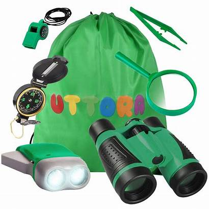 Kit Toys Explorer Outdoor Gifts Binoculars