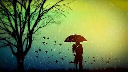 Romance Lovers Rain Tree 1080 1920 Close