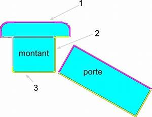 Comment Peindre Une Porte Sans Faire De Trace : couleur montants de porte et porte forum menuiseries ~ Premium-room.com Idées de Décoration